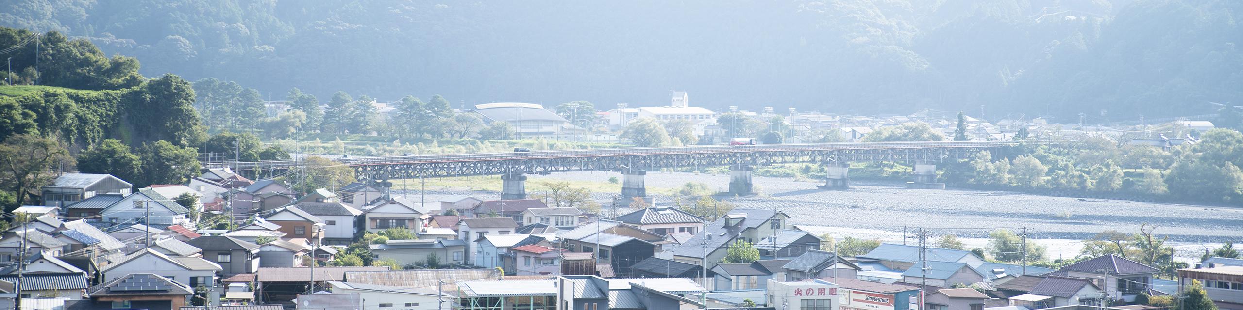 島田市の立地・特性